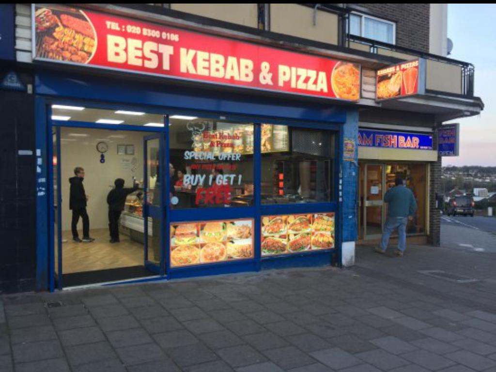 Best Kebab & Pizza - meal takeaway  | Photo 3 of 10 | Address: 127 Cotmandene Cres, Orpington BR5 2RB, UK | Phone: 020 8300 0106