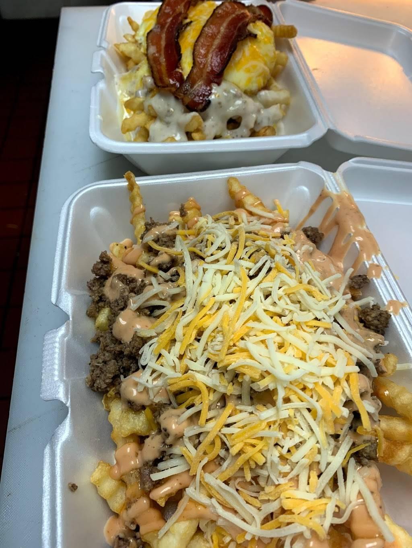Midnight at Burnies Drive-Up - restaurant  | Photo 7 of 10 | Address: 3221 W Hammer Ln, Stockton, CA 95209, USA | Phone: (209) 952-0057