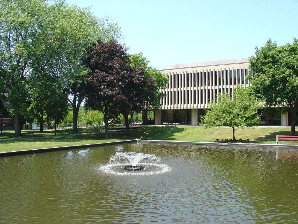 McQuade Library - library  | Photo 3 of 4 | Address: 315 Turnpike St, North Andover, MA 01845, USA | Phone: (978) 837-5000