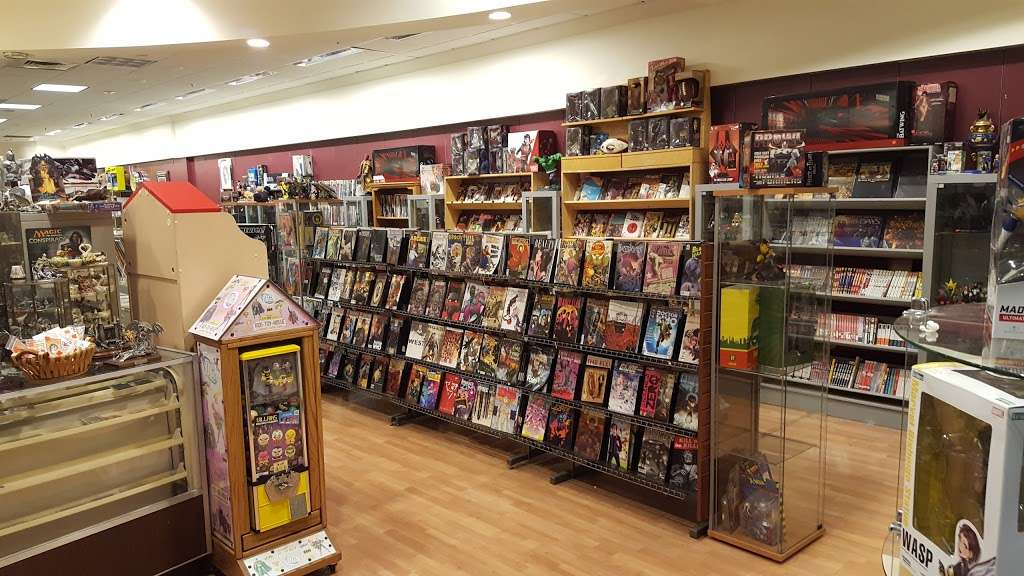 Dream World Collectibles - art gallery    Photo 1 of 10   Address: 1555 Simi Town Center Way #165, Simi Valley, CA 93065, USA   Phone: (805) 581-0409