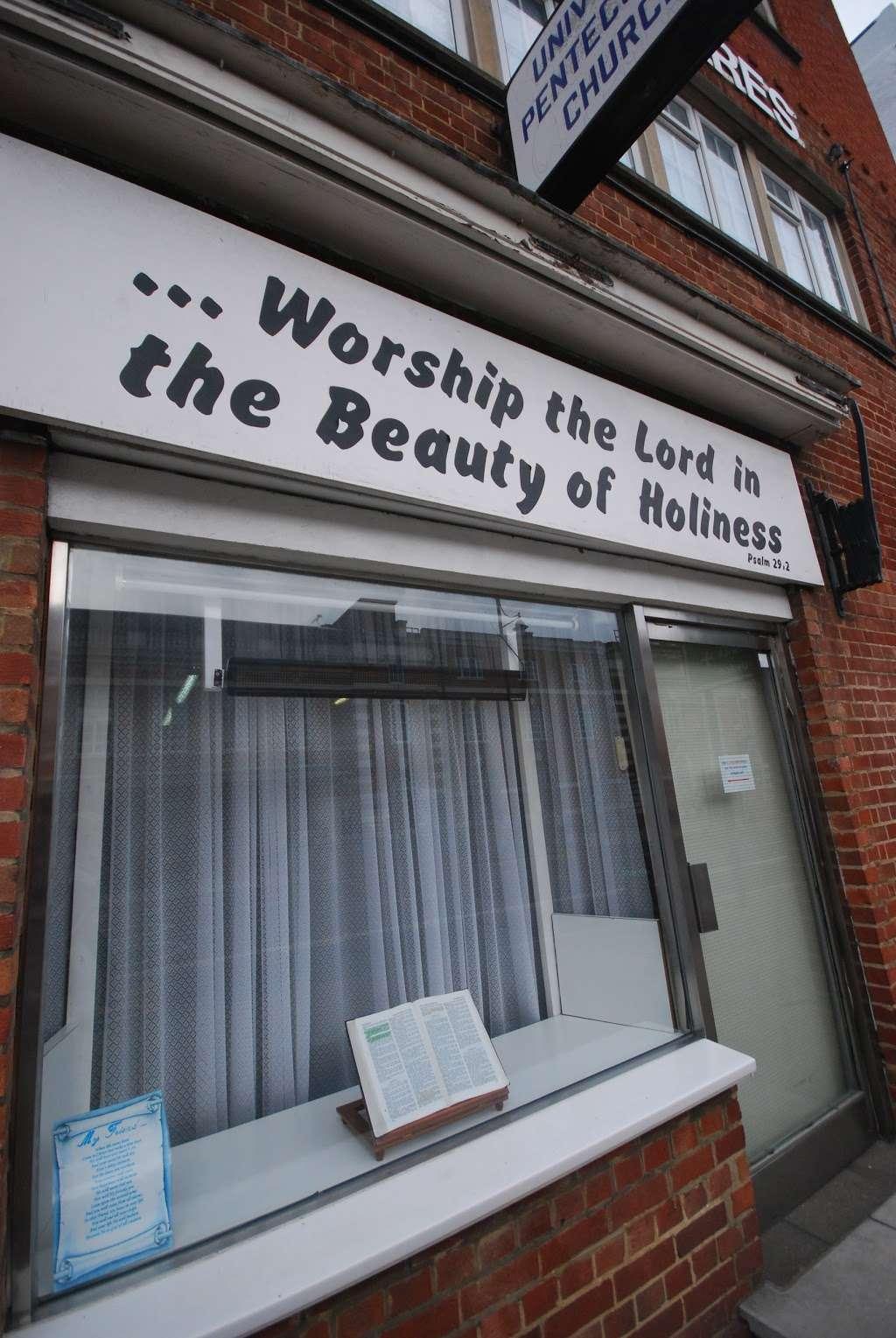 Universal Pentecostal Church - church    Photo 6 of 10   Address: 20 Acre Ln, Brixton, London SW2 5SG, UK   Phone: 020 7738 5566