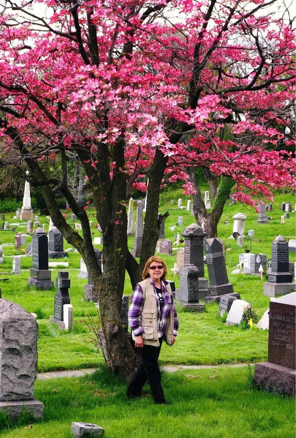 Historic Jersey City and Harsimus Cemetery - cemetery  | Photo 4 of 9 | Address: 435 Newark Ave, Jersey City, NJ 07302, USA | Phone: (201) 707-0738