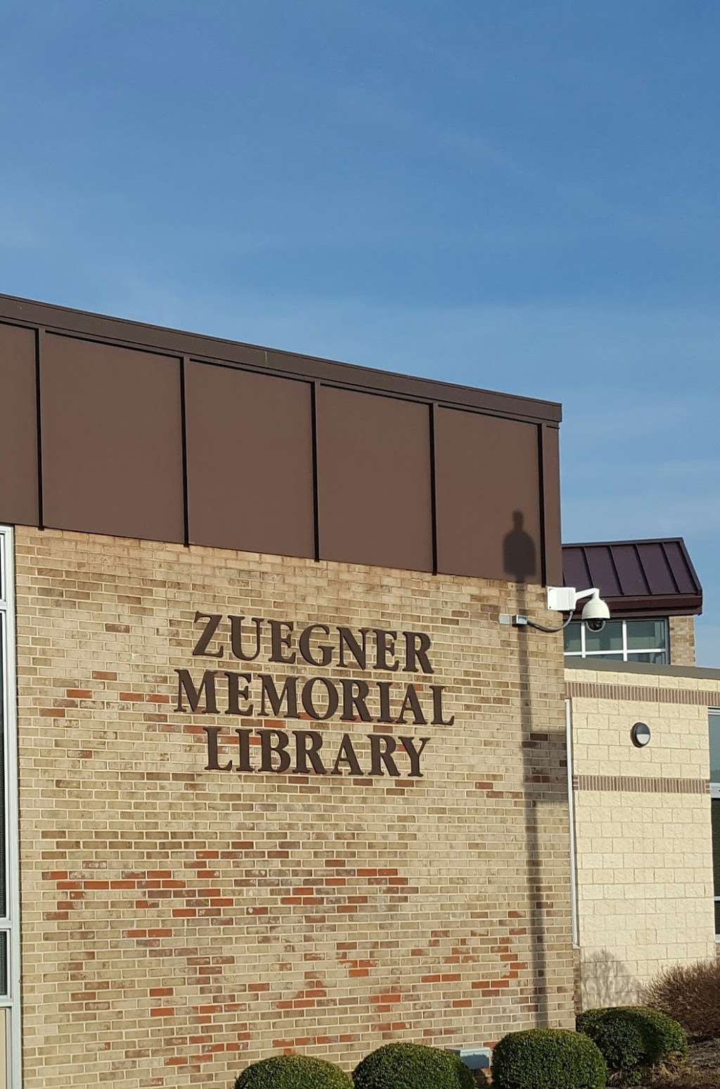 Zuegner Memorial Library - library  | Photo 2 of 2 | Address: 16-22 Junction Rd, Flemington, NJ 08822, USA