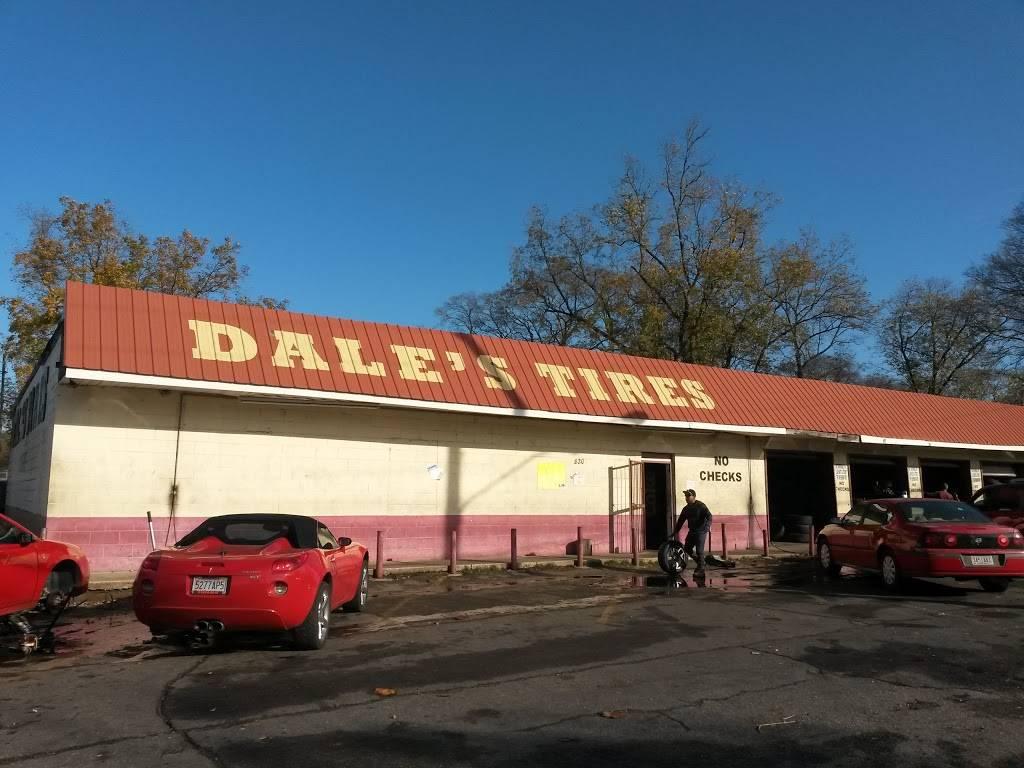 Dales Discount Tires - car repair  | Photo 7 of 10 | Address: 820 Finley Ave W, Birmingham, AL 35204, USA | Phone: (205) 322-5949
