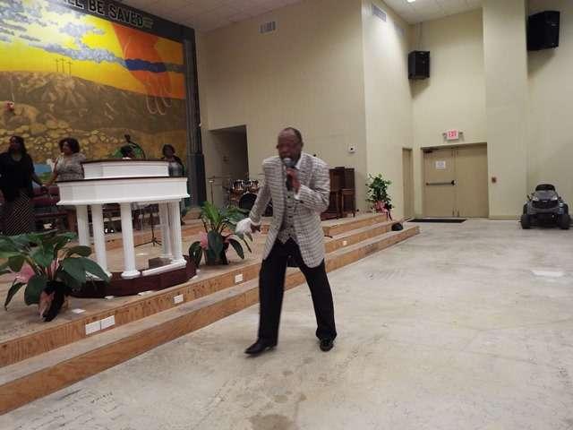 Calvary Missionary Baptist Church - church  | Photo 6 of 7 | Address: 9013 McGallion Rd, Houston, TX 77022, USA | Phone: (713) 694-2262