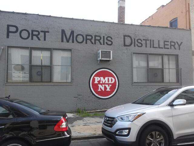 Port Morris Distillery - store  | Photo 5 of 10 | Address: 780 E 133rd St, Bronx, NY 10454, USA | Phone: (718) 585-3192