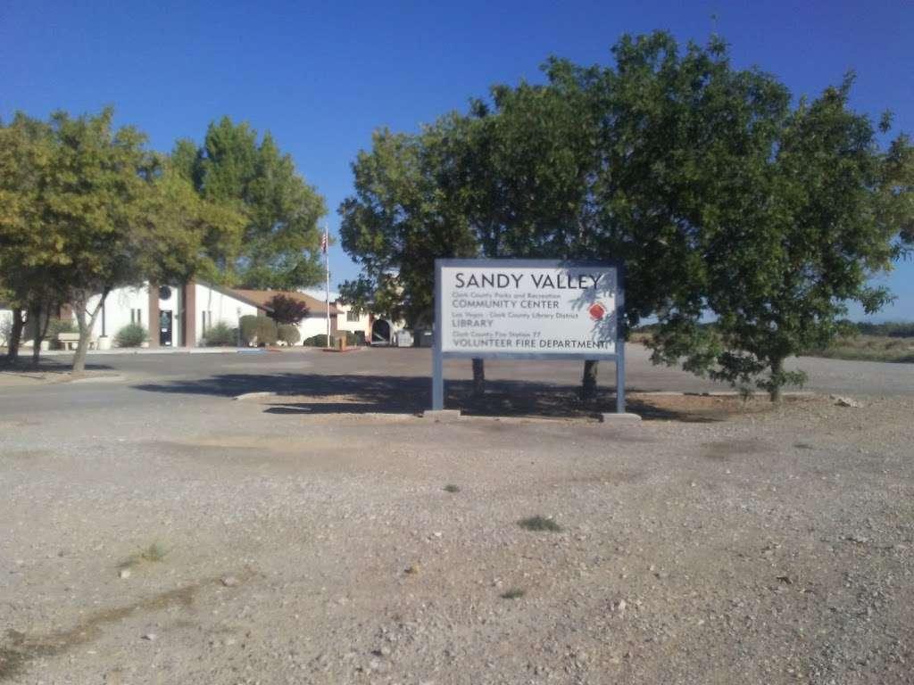 Sandy Valley Library - library  | Photo 5 of 7 | Address: 650 W Quartz Ave, Sandy Valley, NV 89019, USA | Phone: (702) 723-5333