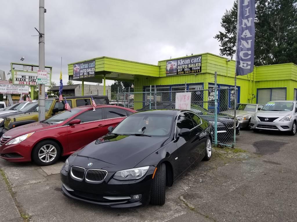 Klean Carz - car dealer  | Photo 1 of 8 | Address: 13323 Lake City Way NE, Seattle, WA 98125, USA | Phone: (206) 367-0111