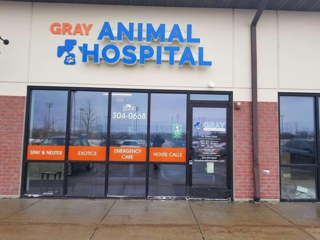 Gray Animal Hospital - veterinary care  | Photo 9 of 10 | Address: 4527 IL-173 #104k, Zion, IL 60099, USA | Phone: (224) 304-0668