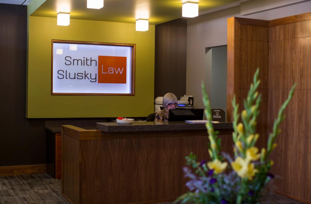 Smith Slusky LLC - lawyer  | Photo 2 of 6 | Address: 8712 W Dodge Rd # 400, Omaha, NE 68114, USA | Phone: (402) 392-0101