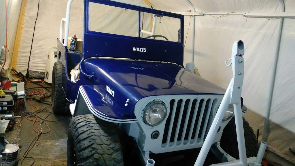 Custom Painting - car repair  | Photo 6 of 10 | Address: 21801 N 16th St, Phoenix, AZ 85024, USA | Phone: (602) 524-5150