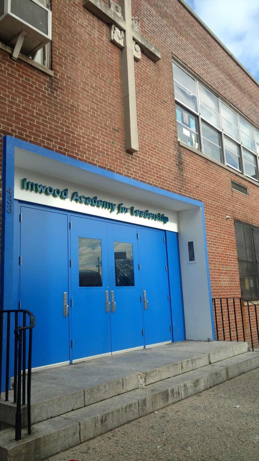 Inwood Academy for Leadership Charter School - school  | Photo 6 of 10 | Address: 433 W 204th St, New York, NY 10034, USA | Phone: (646) 665-5570