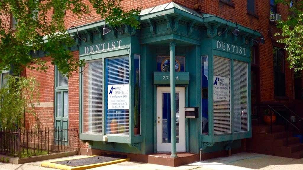 A Plus Family Dentistry: Jersey City - dentist  | Photo 1 of 10 | Address: 273a Monmouth St, Jersey City, NJ 07302, USA | Phone: (201) 435-7700