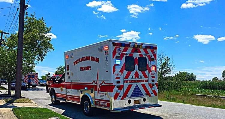 West Hamilton Beach Volunteer Fire Department - fire station  | Photo 1 of 7 | Address: 10233 Davenport Ct, Jamaica, NY 11414, USA | Phone: (718) 843-9863