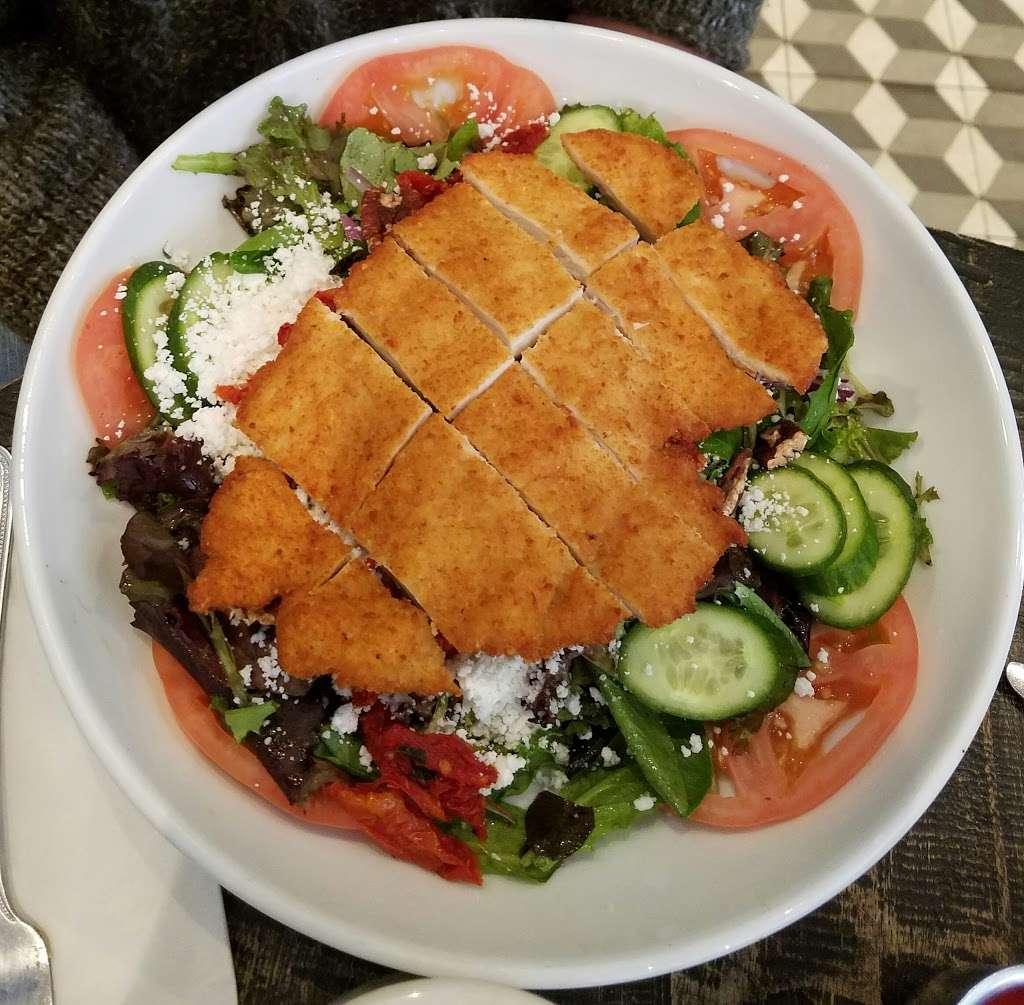 12 Chairs Cafe - restaurant  | Photo 9 of 10 | Address: 56 Macdougal St # B, New York, NY 10012, USA | Phone: (212) 254-8640