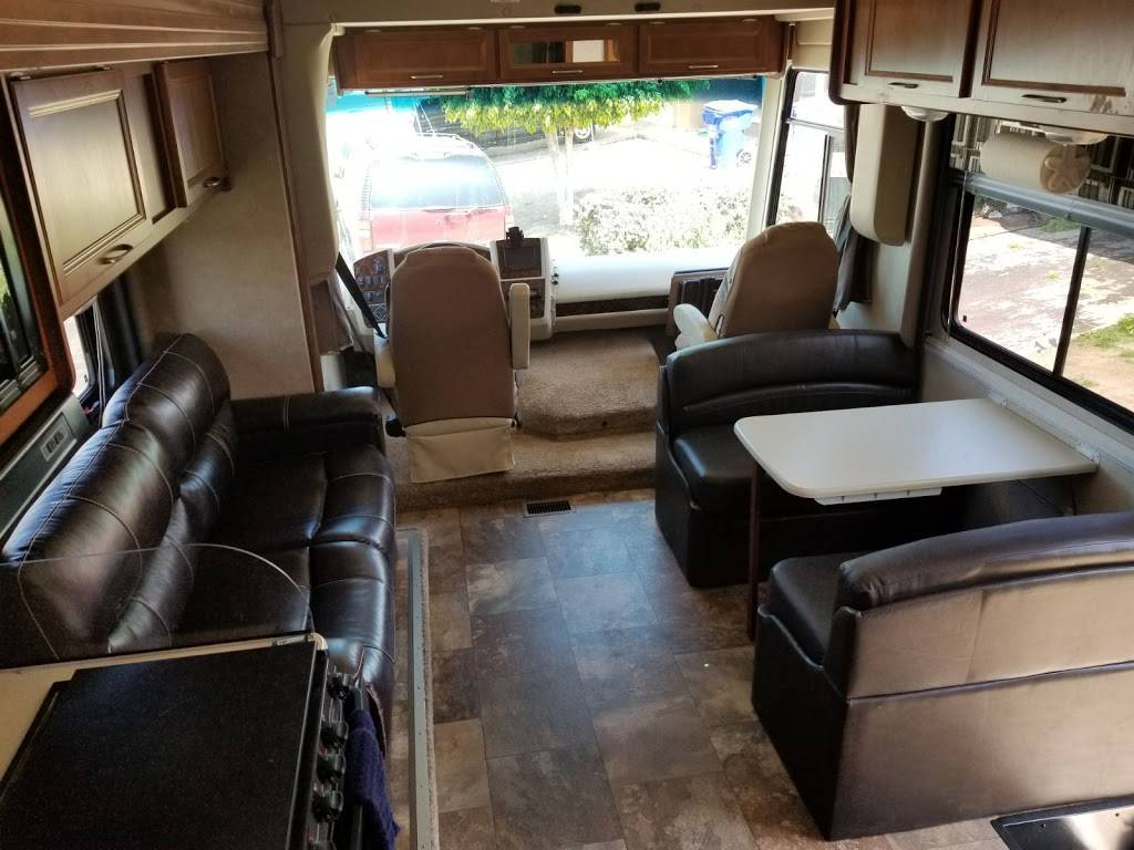 RV Camping Rental - car dealer  | Photo 6 of 10 | Address: NO PHYSICAL STORE, Pacific Beach Dr, San Diego, CA 92109, USA | Phone: (619) 341-5606