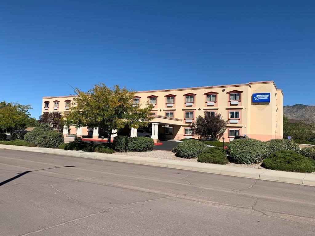 Americas Best Value Inn Albuquerque - lodging  | Photo 3 of 10 | Address: 450 Paisano St NE, Albuquerque, NM 87123, USA | Phone: (505) 271-4807