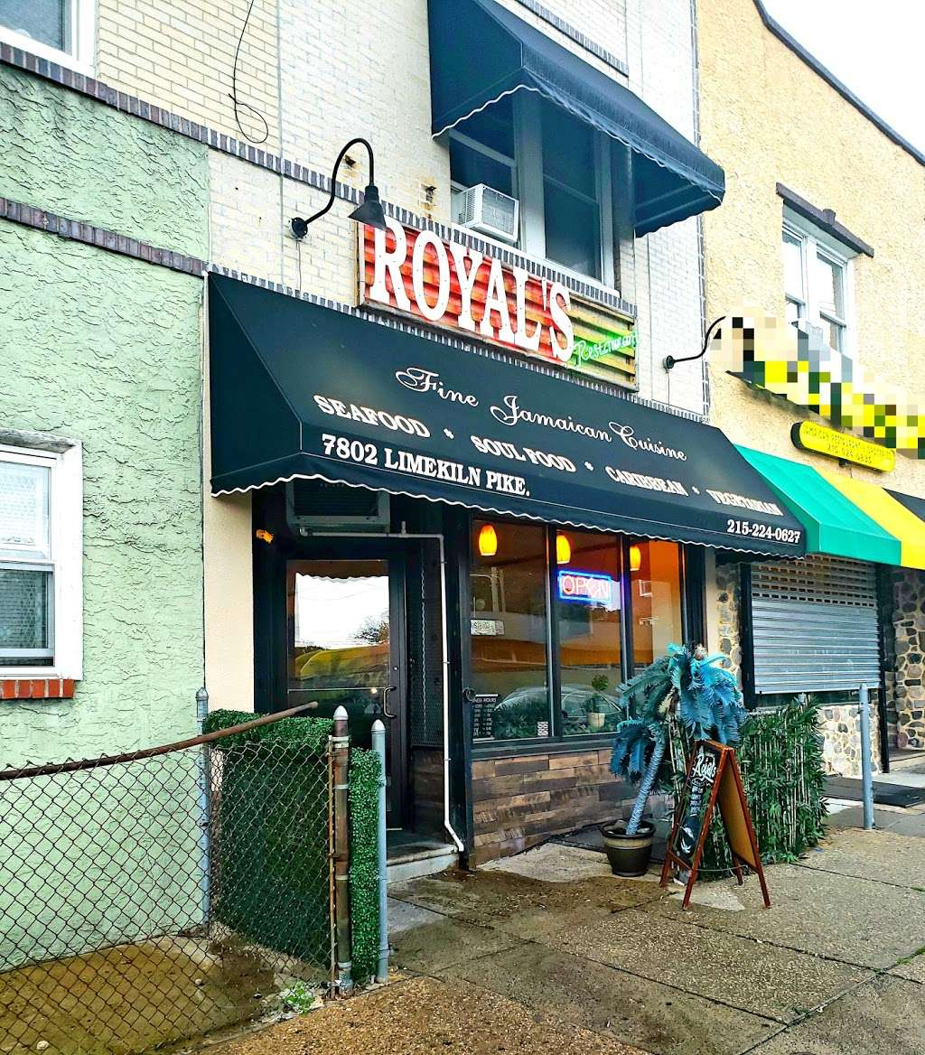 Royals Restaurants - restaurant  | Photo 3 of 10 | Address: 7802 Limekiln Pike, Philadelphia, PA 19150, USA | Phone: (215) 224-0627
