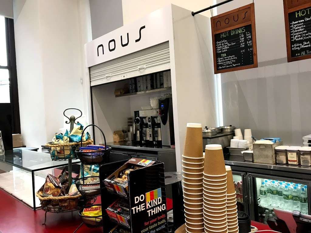 Nous Espresso - cafe  | Photo 8 of 10 | Address: 1150 Amsterdam Ave, New York, NY 10027, USA
