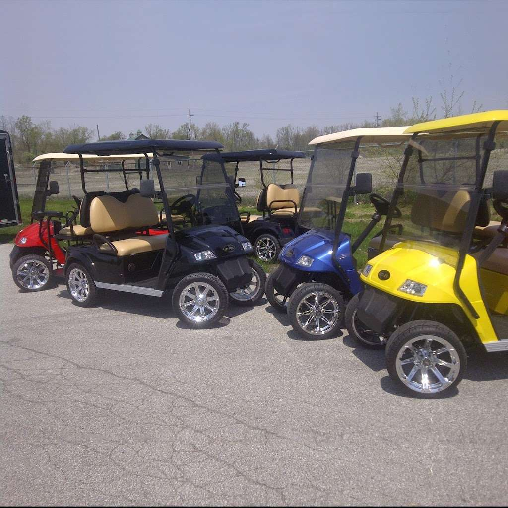 Best Value Indianapolis (Golf Carts Cars and Utility Vehicles Fo - car repair  | Photo 2 of 7 | Address: 670 W Pendleton Ave, Lapel, IN 46051, USA | Phone: (317) 590-9047