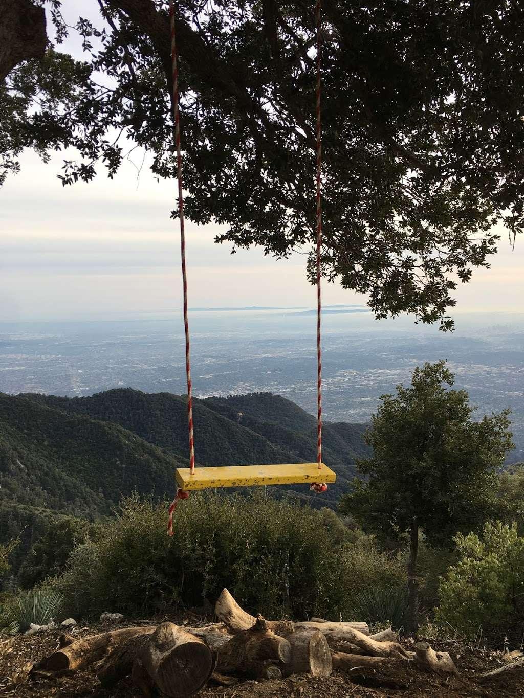 Secret Swings Mount Wilson - park  | Photo 2 of 10 | Address: Mt Wilson Circle Road, Pasadena, CA 91107, USA