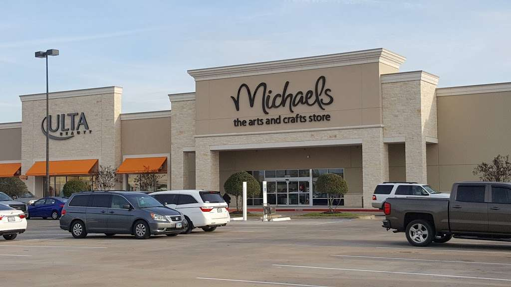 Michaels - store  | Photo 1 of 10 | Address: 23701 Brazos Town Crossing, Rosenberg, TX 77469, USA | Phone: (832) 595-8011