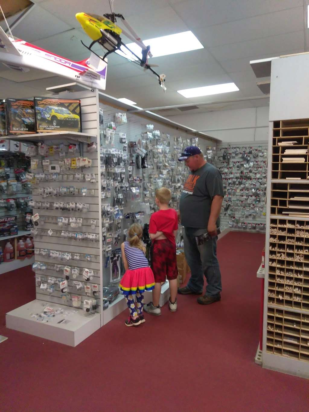 Hobby Stop Inc. - store  | Photo 6 of 10 | Address: 939 S Anderson Rd, Rock Hill, SC 29730, USA | Phone: (803) 327-4121