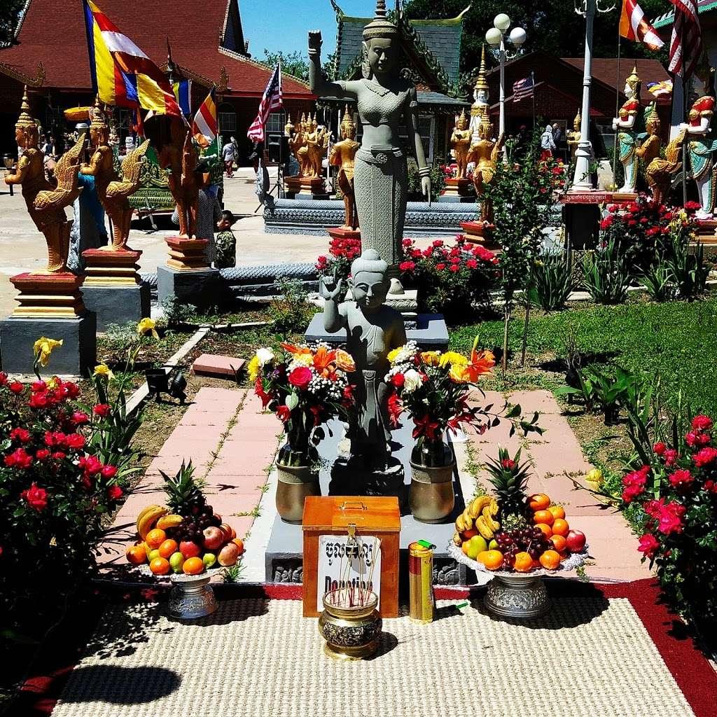 Cambodia Buddhist - museum  | Photo 9 of 10 | Address: 5701 Crystal Lake Blvd, Dallas, TX 75236, USA