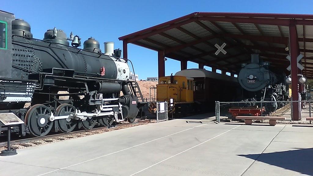 Nevada State Railroad Museum Boulder City - museum  | Photo 5 of 8 | Address: 601 Yucca St, Boulder City, NV 89005, USA | Phone: (702) 486-5952
