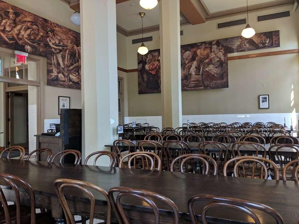 Ellis Island Cafe - restaurant  | Photo 5 of 10 | Address: Ellis Island, New York, NY 10004, USA
