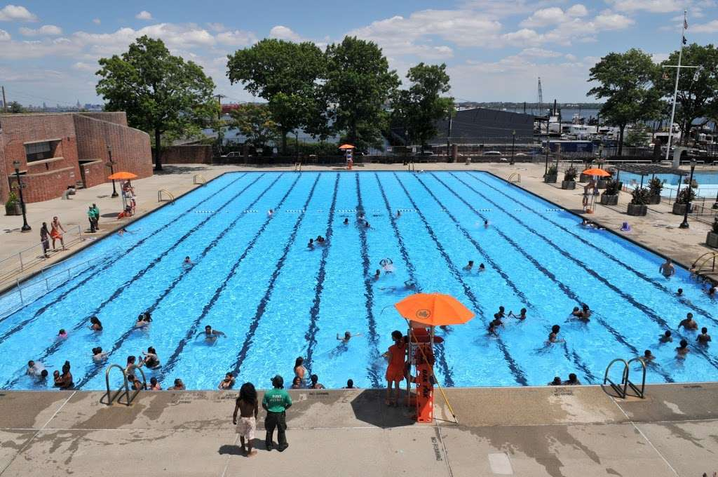 Lyons Pool Recreation Center - gym  | Photo 8 of 10 | Address: 20 Victory Blvd, Staten Island, NY 10301, USA | Phone: (718) 816-5255