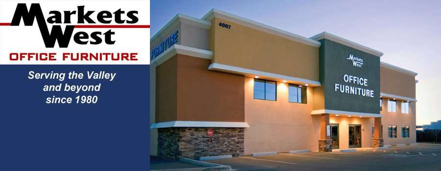 Markets West Office Furniture - furniture store    Photo 4 of 4   Address: 4007 E Washington St, Phoenix, AZ 85034, USA   Phone: (602) 275-2226