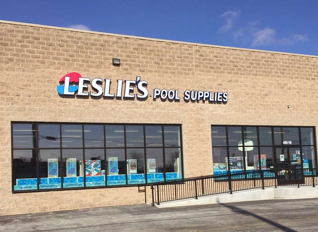 Leslies Pool Supplies, Service & Repair - store  | Photo 2 of 3 | Address: 400 Englar Rd #1B, Westminster, MD 21157, USA | Phone: (410) 848-7244