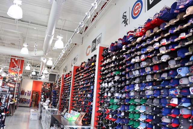 Pro Jersey Sports - clothing store  | Photo 3 of 10 | Address: 635 E Boughton Rd Suite 120, Bolingbrook, IL 60440, USA | Phone: (800) 628-0480