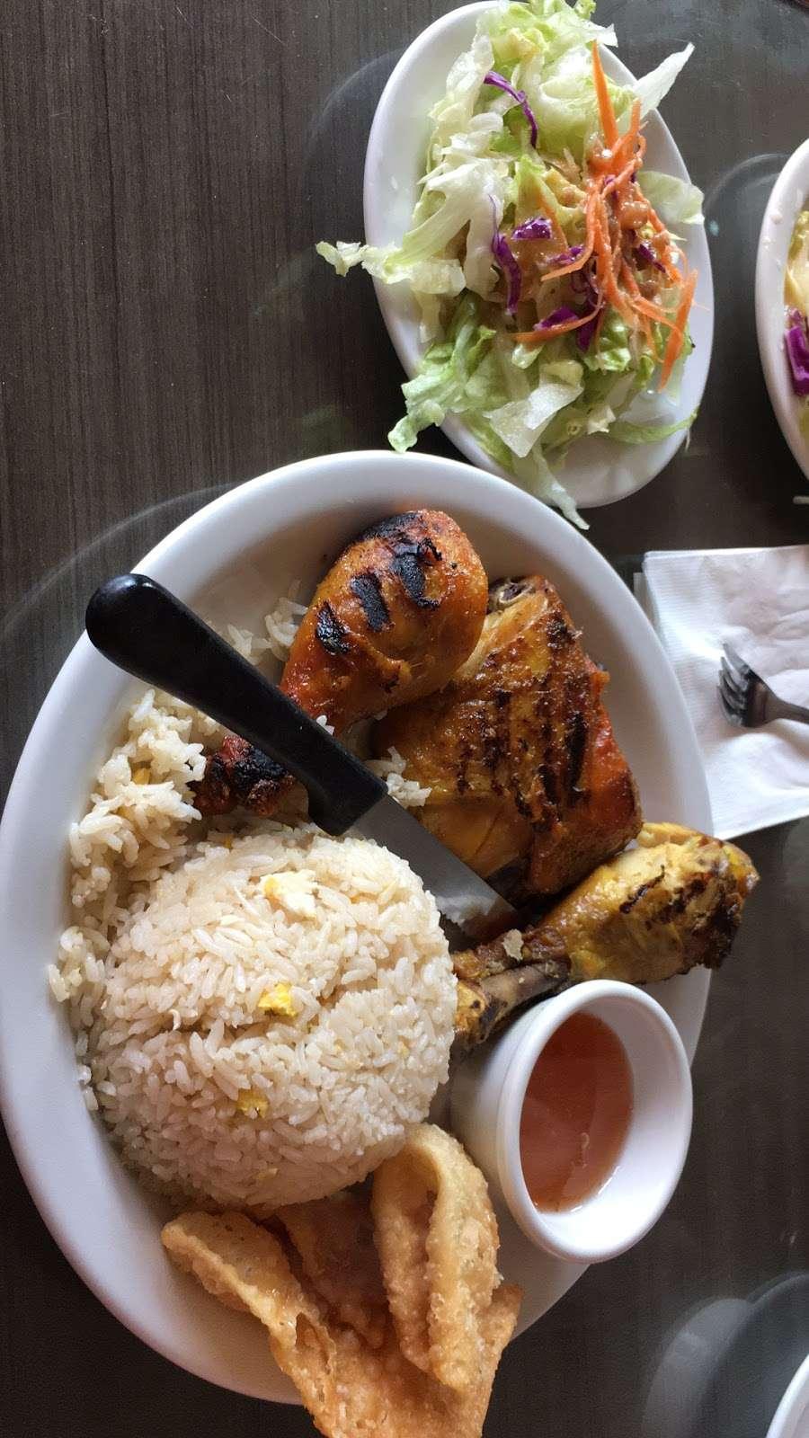 Chillin Thai Cuisine - restaurant  | Photo 7 of 10 | Address: 11020 Lower Azusa Road # B # B, El Monte, CA 91731, USA | Phone: (626) 444-3988