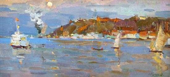 Kohn Collection of Russian Impressionism - art gallery  | Photo 4 of 8 | Address: 20909 N 90th Pl, Scottsdale, AZ 85255, USA | Phone: (602) 370-7521