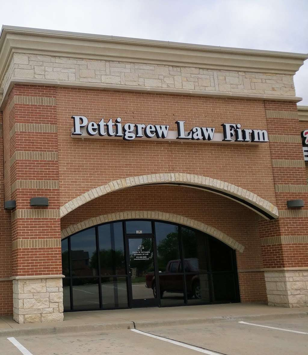 The Pettigrew Law Firm, 840 S Carrier Pkwy, Grand Prairie