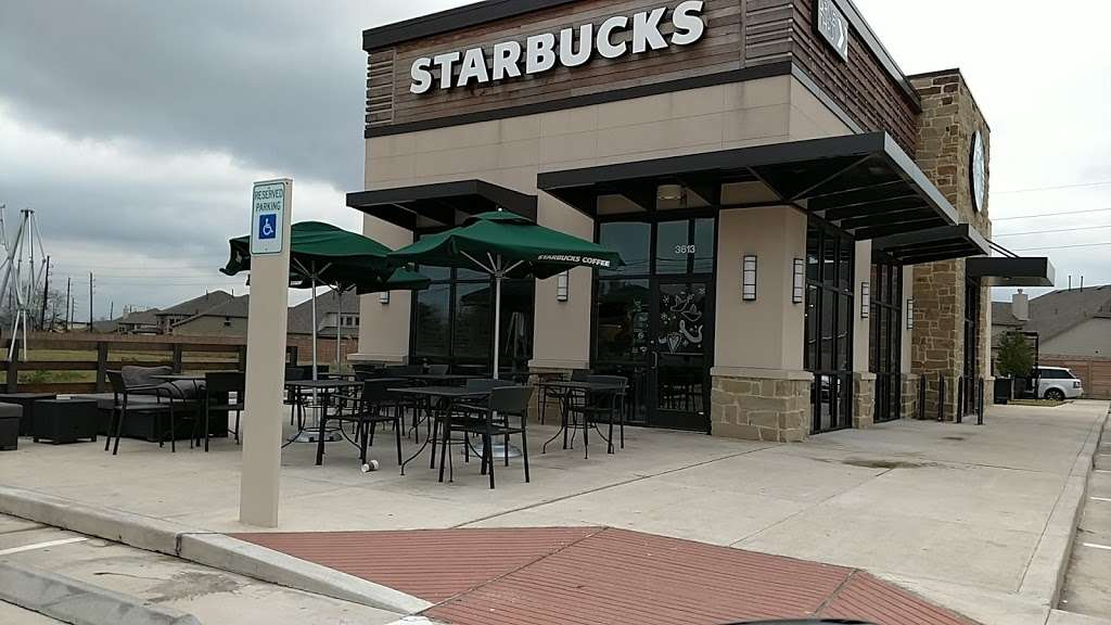 Starbucks - cafe  | Photo 3 of 10 | Address: 3613 N Main St, Stafford, TX 77477, USA | Phone: (281) 840-1163