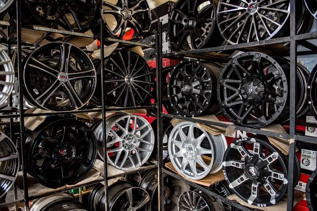 Prime Tire & Wheels - car repair  | Photo 6 of 10 | Address: 1325 S Center St, Stockton, CA 95206, USA | Phone: (209) 464-8473