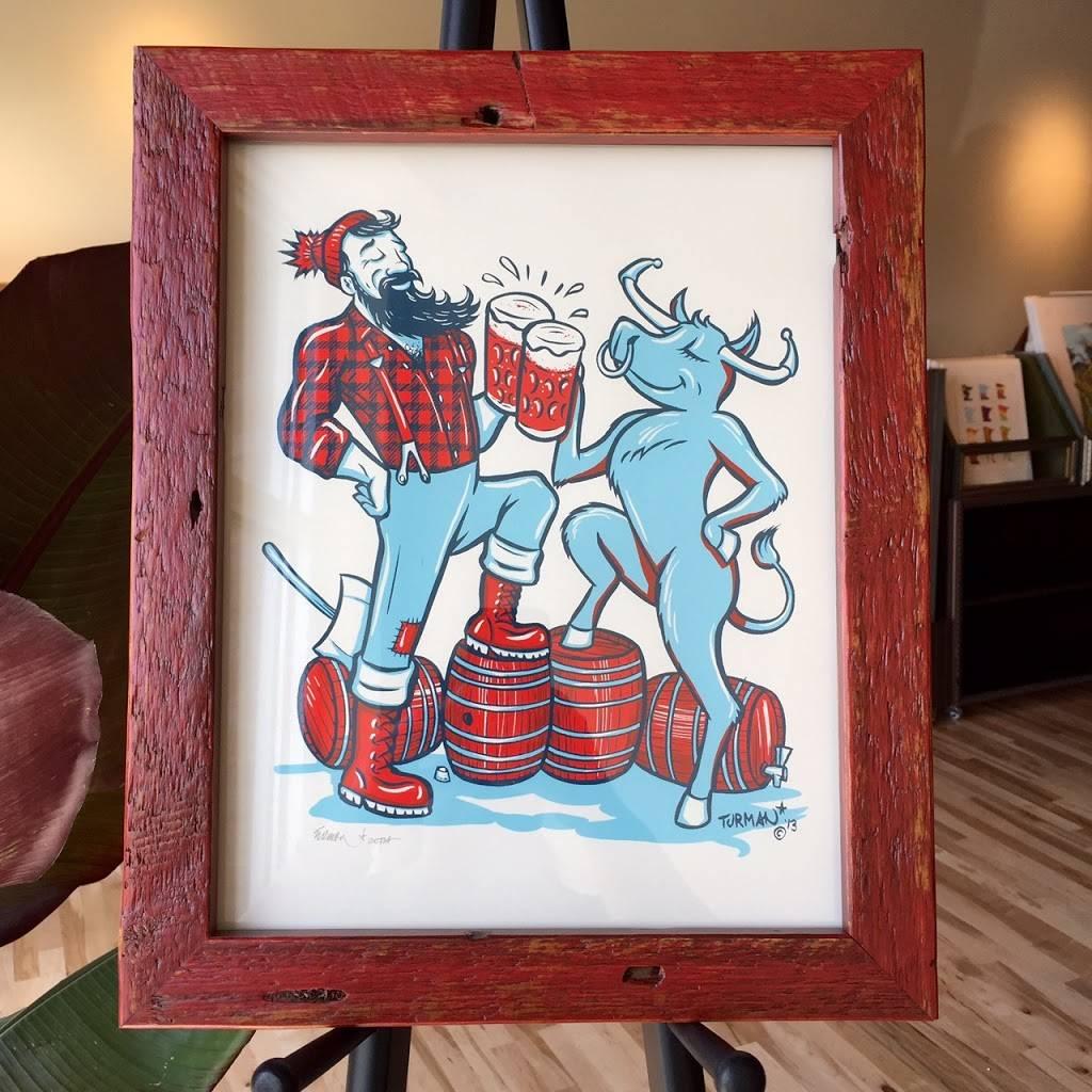 Nash Frame Design - art gallery    Photo 8 of 8   Address: 17418 Minnetonka Blvd, Minnetonka, MN 55345, USA   Phone: (952) 955-7588