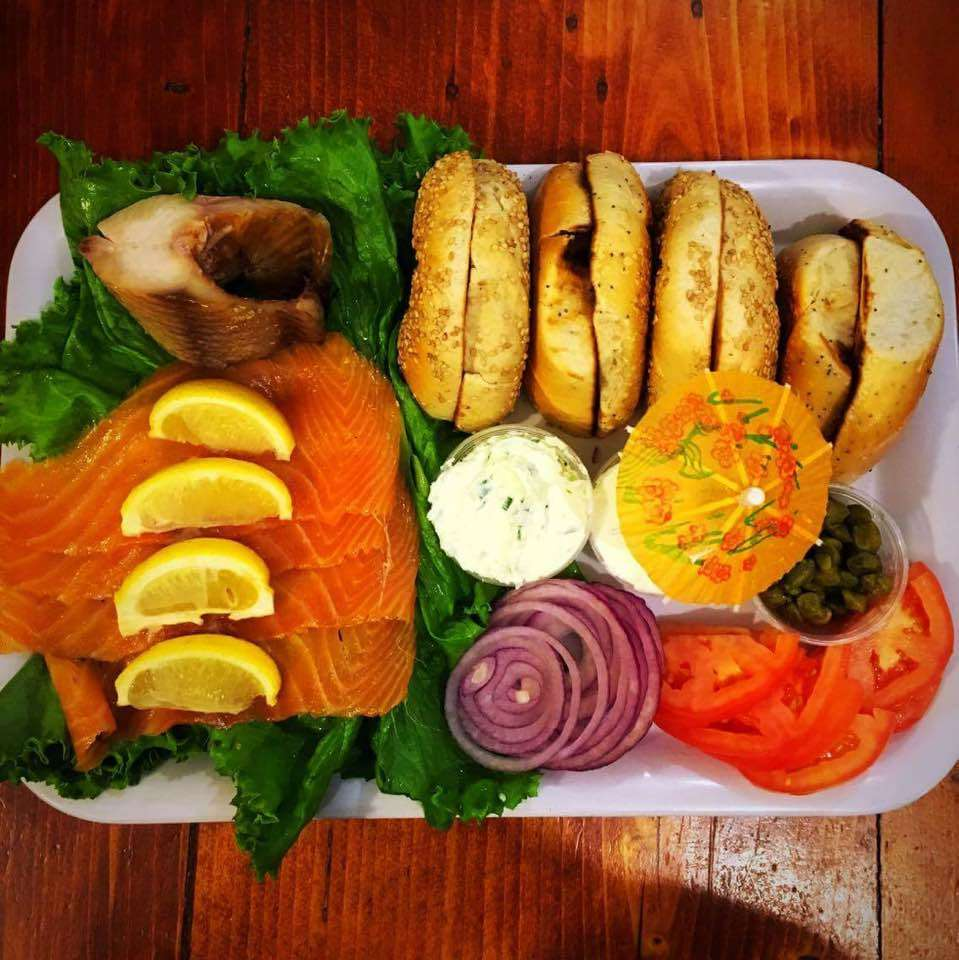 Tompkins Square Bagels - cafe  | Photo 6 of 10 | Address: 165 Avenue A, New York, NY 10009, USA | Phone: (646) 351-6520
