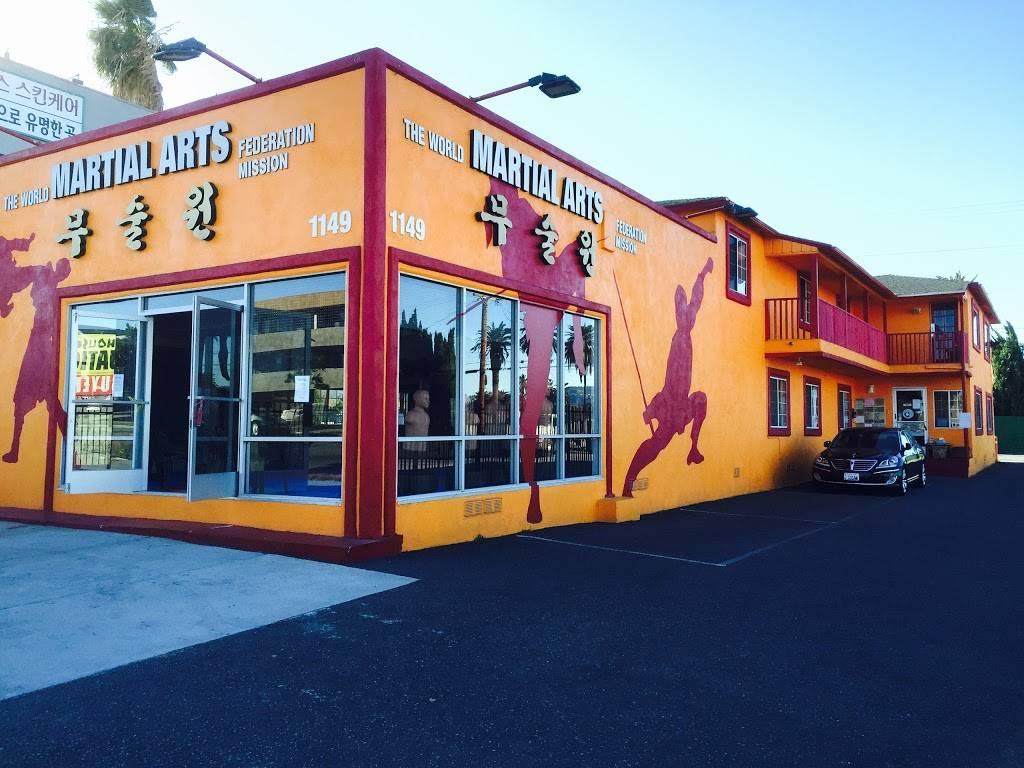 Moorimgoong Martial Arts - health  | Photo 4 of 8 | Address: 1149 Crenshaw Blvd, Los Angeles, CA 90019, USA | Phone: (323) 857-1234