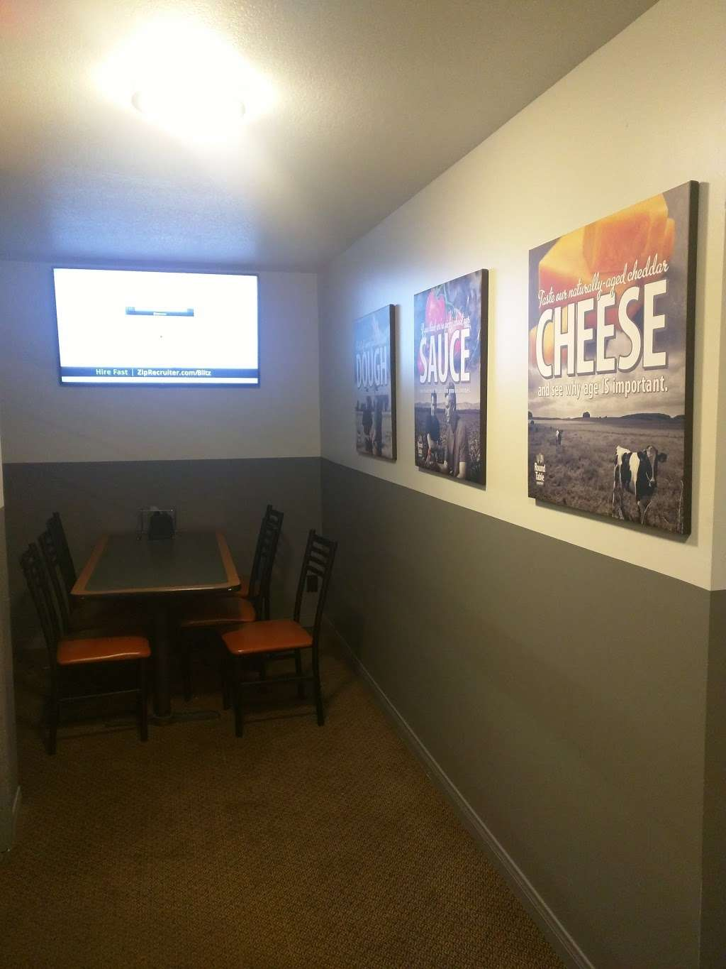 Round Table Pizza - meal delivery    Photo 3 of 6   Address: 732 N Brea Blvd, Brea, CA 92821, USA   Phone: (714) 671-2821