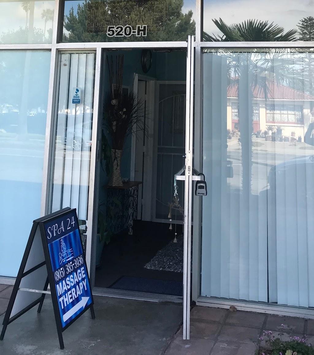 Spa 24 Massage Therapy - spa  | Photo 2 of 4 | Address: 520H, W 5th St, Oxnard, CA 93030, USA | Phone: (805) 385-3936
