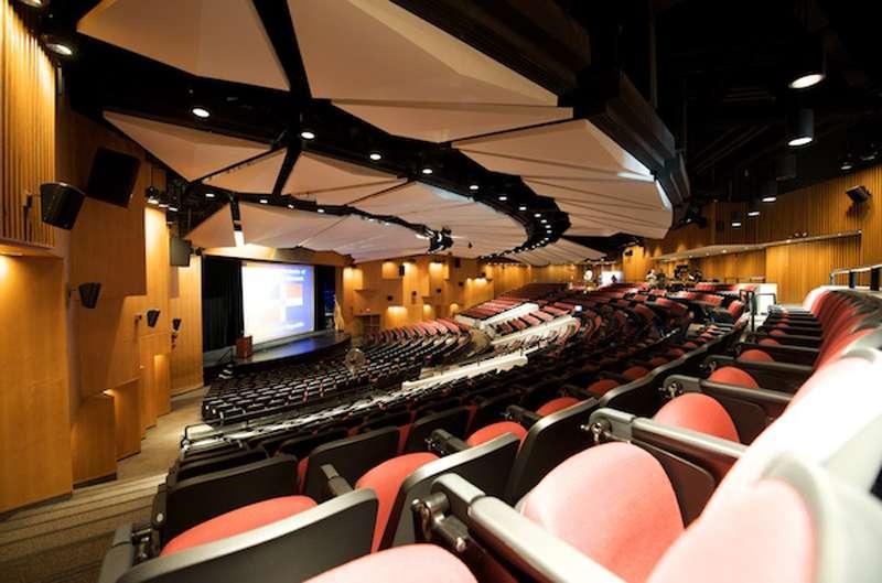 BMCC Tribeca Performing Arts Center - university  | Photo 2 of 10 | Address: 199 Chambers St, New York, NY 10007, USA | Phone: (833) 733-4232