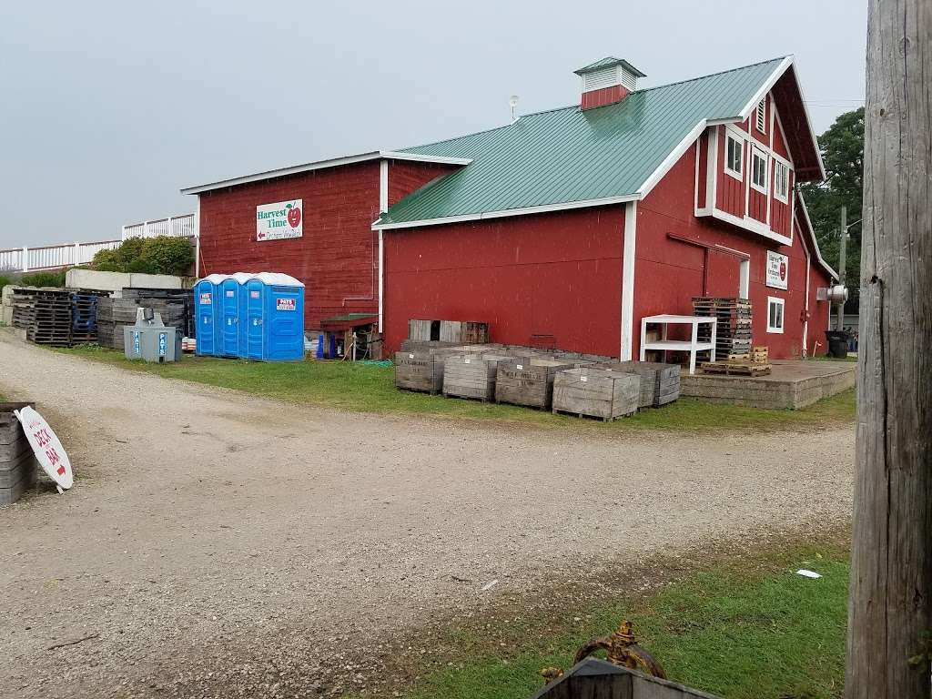 Harvest Time Orchards - bakery    Photo 1 of 10   Address: 36116 128th St, Twin Lakes, WI 53181, USA   Phone: (262) 877-4831