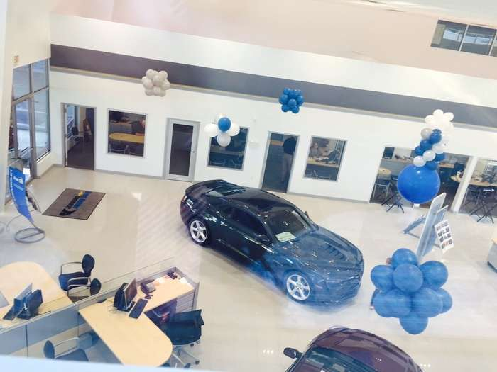 Greg Hubler Chevrolet - car repair    Photo 7 of 10   Address: 13895 N State Rd 67, Camby, IN 46113, USA   Phone: (317) 831-0770