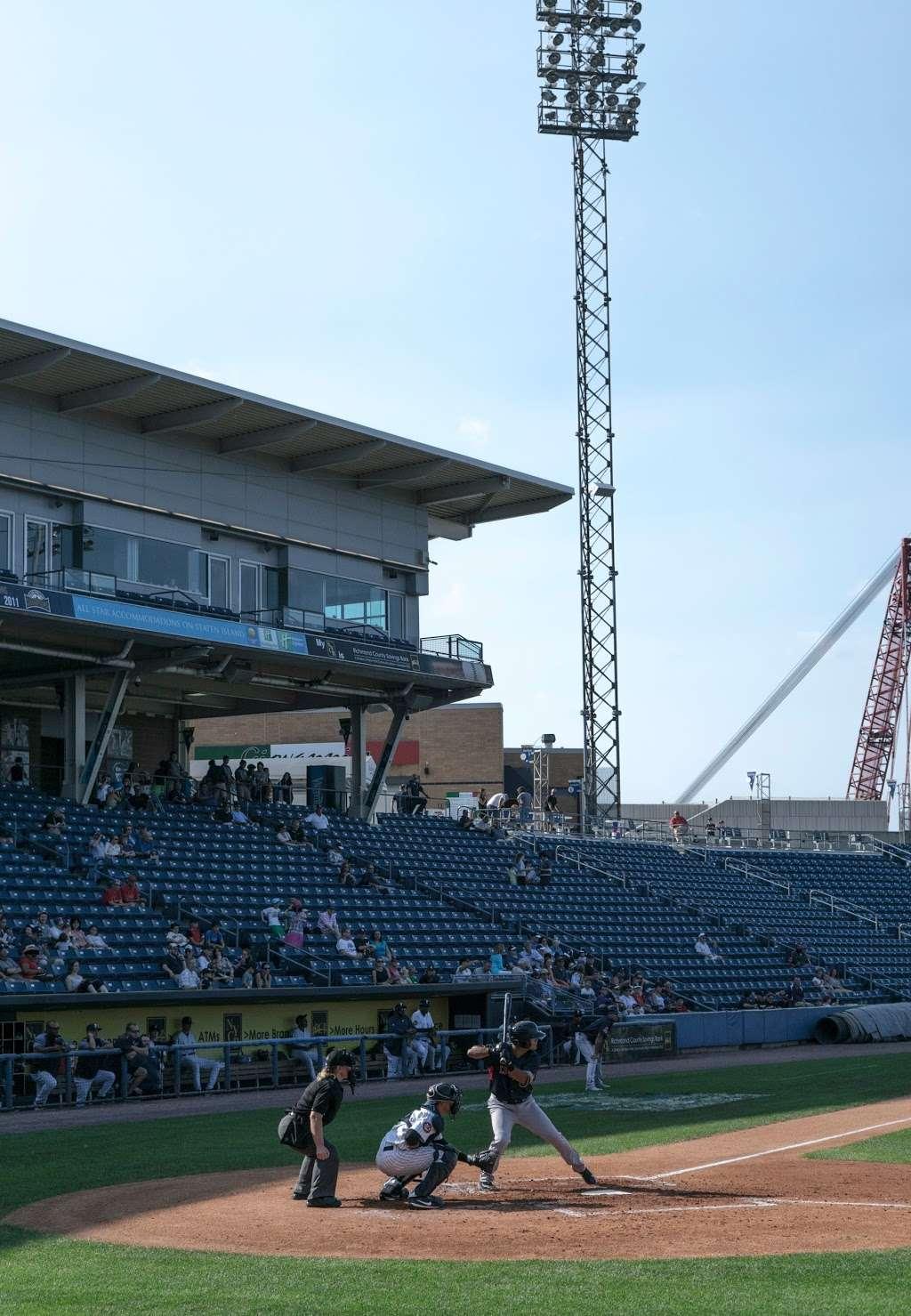 Richmond County Bank Ballpark - stadium  | Photo 3 of 9 | Address: 75 Richmond Terrace, Staten Island, NY 10301, USA | Phone: (718) 720-9265