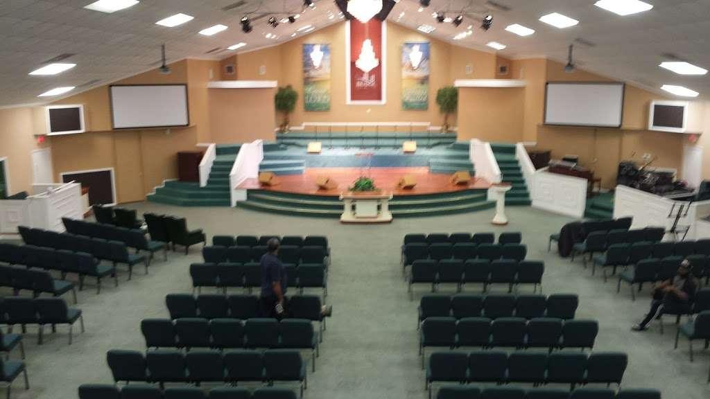 The Crossing Community Church - church  | Photo 2 of 10 | Address: 3225 W Orem Dr, Houston, TX 77045, USA | Phone: (713) 433-2862
