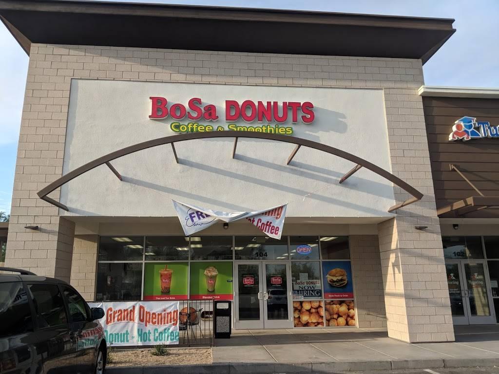Bosa Donuts - bakery  | Photo 8 of 8 | Address: 3305 E Williams Field Rd, Gilbert, AZ 85295, USA | Phone: (480) 275-5044